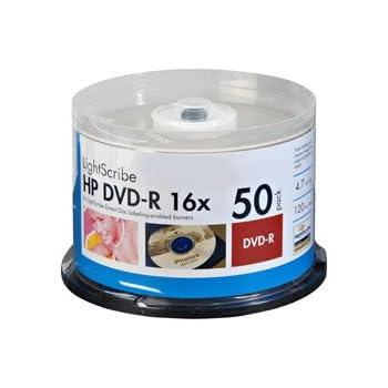 amazon com hp dvd lightscribe recordable media dvd r 16x 4 70 rh amazon com LightScribe DVD LightScribe Color