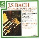 J S Bach Six Chorals