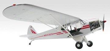 アメリカレベル 1/32 パイパー PA-18 スーパーカブ 05483 プラモデルの商品画像