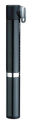 [해외] Topeak Fahrradpumpe Micro Rocket Carbon Minipumpe