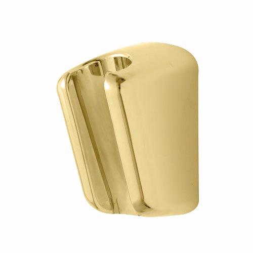 Jaclo 8049-PB Stationary Wall Mount for Hose, Polished Brass