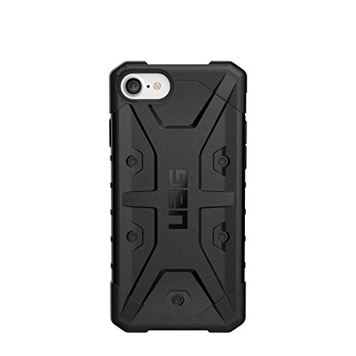 URBAN ARMOR GEAR UAG Designed for iPhone SE 2020 Case Pathfinder [Black] Rugged Shockproof Military Drop Tested…