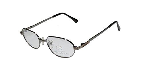 New & Season & Genuine - Brand: Paolo Gucci Style/model: 8109 Gender: Mens/Womens Vision Care Highest Quality Designer Full-rim Eyeglasses/Glasses (52-18-140, Gunmetal / (Atlanta Braves Skin Suit Kids Costume)