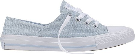 b2e433cbf090 Image Unavailable. Image not available for. Color  Converse 555897F Women  Chuck Taylor All Star Coral OX Porpoise White
