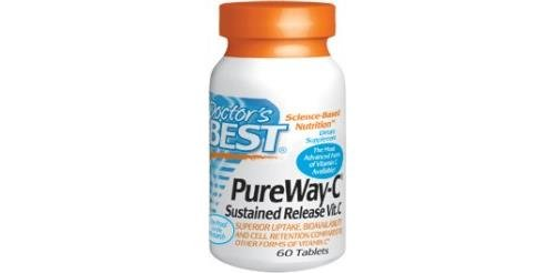 Sustained Release PureWay C Doctors Best product image
