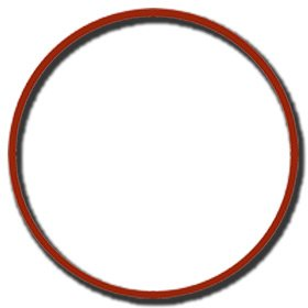 Body O-ring for ASM G-2, G-3 Protein Skimmers -