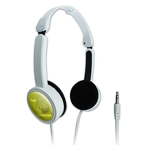GRAPHICS & MORE Recycle The Trash Heap Has Spoken Fraggle Rock Novelty Travel Portable On-Ear Foldable Headphones