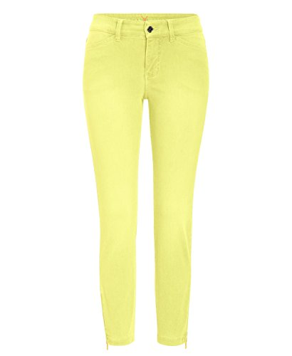 MAC Women's Dream Summer Jeans 525r Light Sunny Yellow