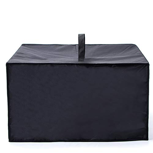 Heavy Duty Microwave Oven Cover, Waterproof Kitchen Appliances Cover, Microwave Protector, Toaster Oven Cover WBLZ01