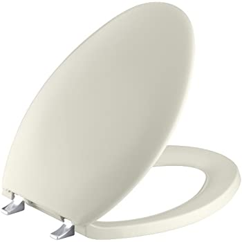 Kohler K 4685 Cp 96 Bancroft Elongated Toilet Seat With