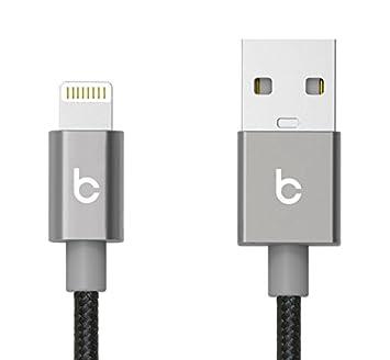 Amazon.com: belaycords Conector Lightning Reversible con USB ...