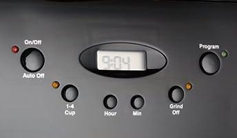 Cuisinart DGB500BK Grind /& Brew Black