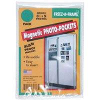 Freez A Frame 2.5X3.5 Magnet Frame 3 Pack