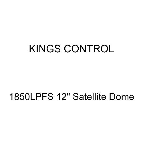 "KINGS CONTROL 1850LPFS 12"" Satellite Dome"