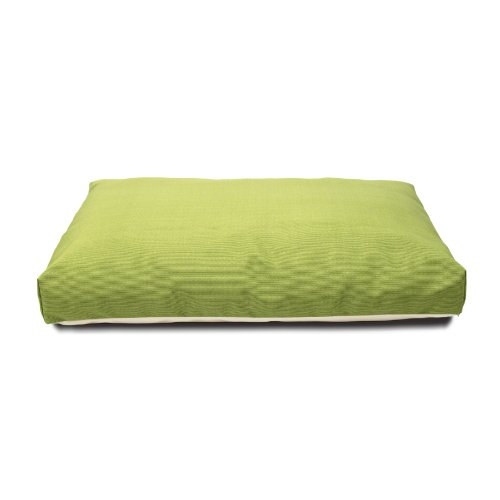 Best Friends by Sheri SunStyles Standard Fiera Outdoor/Indoor Pet Bed, 27-by-36-inches, Medium, Kiwi Green, My Pet Supplies