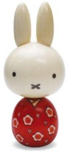 Miffy Kokeshi Plum