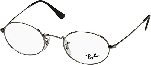 Ray-Ban RX3547V Eyeglasses Gunmetal - Ray Eyeglasses Ban Gray