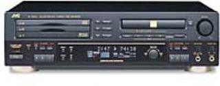JVC XL R5000 - CD changer / CD recorder - golden