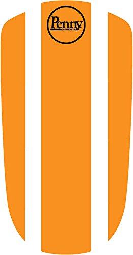 Penny Nickel Skateboard Deck Panel Stickers, Orange, 27