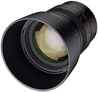 Samyang Mf 85mm F1 4 Für Canon Eos R Vollformat Kamera