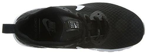 Nike 833662, Zapatillas para Mujer Negro (Negro / Bco)