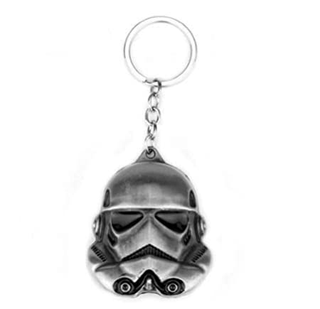 S&W Llavero Casco Soldado Imperial ||| Stormtroopers (( (Star Wars) )) (Blanco)