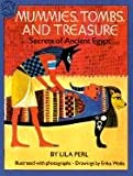 Mummies, Tombs, and Treasure, Lila Perl, 0833560638