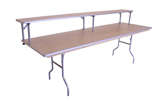 Folding Table Riser Commercial Aluminum product image