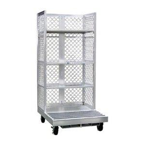 New-Age-98852R-Forklift-Order-Picking-Cart-Al-12-In-H