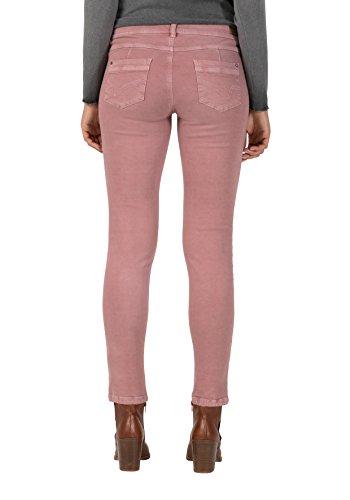 Nalitz 5074 Slim Timezone Pantaloni Rose Donna Rosa old 5SURUnx