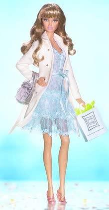 Cynthia Rowley Barbie Doll New Gold Label