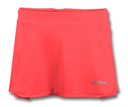 MAG Joma Open Tennis Skirt Falda de Mujer, Arancione fluo, S ...