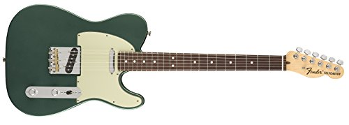 Fender American Special Telecaster Electric Guitar (Sherwood Green, Rosewood Fingerboard)