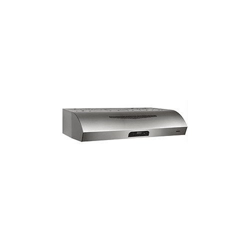 QP336SS 36'', Under Cabinet Range Hood - Stainless Steel, 450 CFM by Air Flow (Image #4)