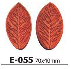 Silicone leaf veiner for sugarcraft, cake art