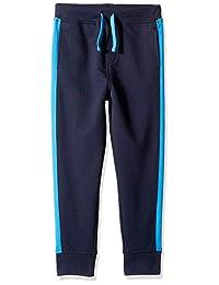 LOOK by Crewcuts Boys' Side Stripe Sweatpant