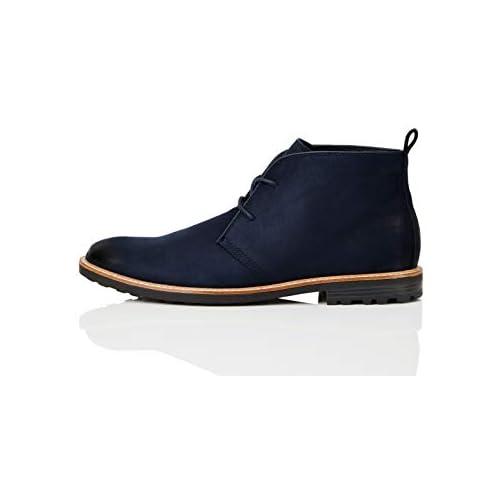 chollos oferta descuentos barato FIND Boots Botas Chukka Azul Navy 42 EU