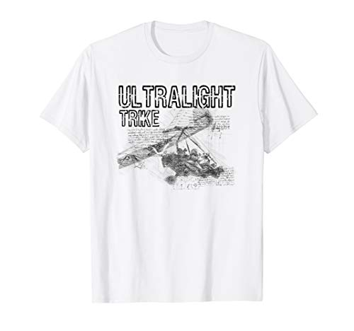 Ultralight Trike Aircraft Microlight Shirt