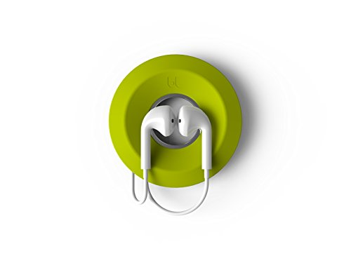 Bluelounge Cableyoyo - Earbud Cable Management - Lime Green