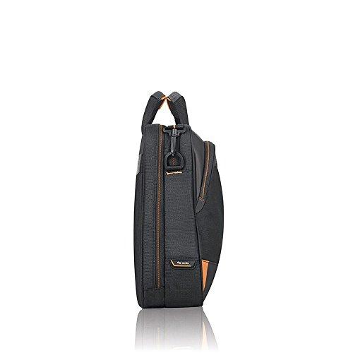 Solo Focus 17.3 Inch Laptop Briefcase, Black
