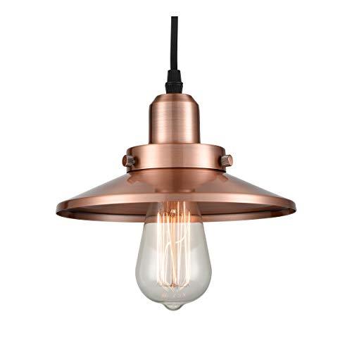 Copper Ceiling Pendant Light