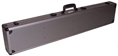 ADG Sports Aluminum Single Rifle Gun Case