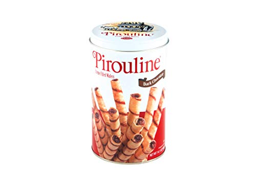 Pirouline Artisan Rolled Wafers - Dark Chocolate - 14 ()