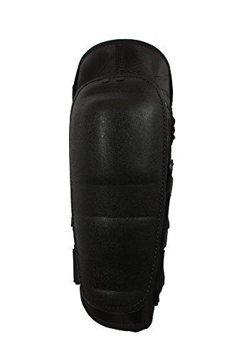 Rothco Hard Shell Forearm Guards, Black