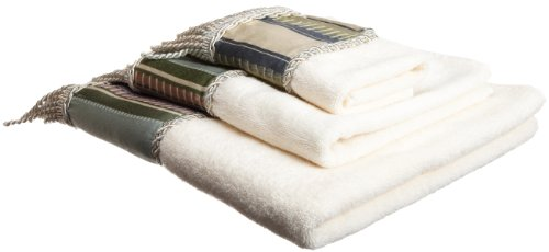 Popular Bath Contempo Blue 3-Piece Towel Set