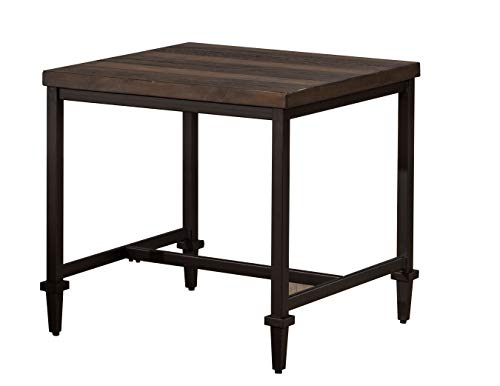 - Hillsdale Furniture 4236-881 Trevino end, Accent Table, Brown