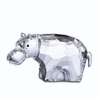 Swarovski Hippo Retired 622940