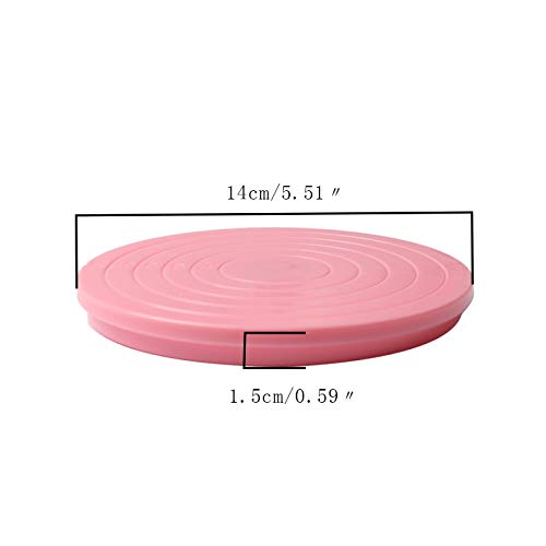 Turntable Cake Plate With New Design 2019, Diy Pan Baking Plastic Plate Turntable Rotating - Cake Turntable Aluminum, Turntable Cake Stand, Rotating Cake Plate, Cake Decorating Turntable Vintage (Best New Turntables 2019)