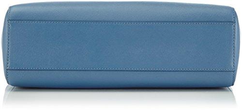 Ecco - ECCO Firenze Small Tote, Borsa a tracolla da donna Blu(blau (Retro Blue 90202))