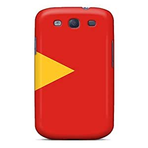 New Galaxy S3 Case Cover Casing(east Timor Flag)